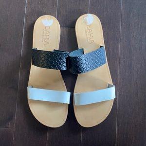 Bahia Summer's sandals